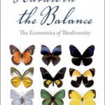 Nature in balance book cover, array of butterflies