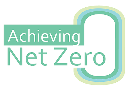 Achieving Net Zero Logo