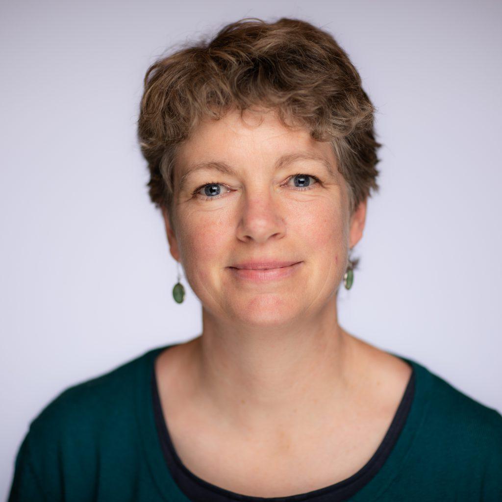 Portrait of Tina Fawcett