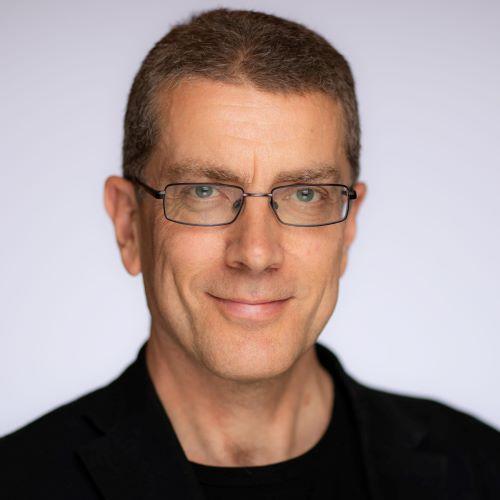 Portrait shot of Steven Sorrel