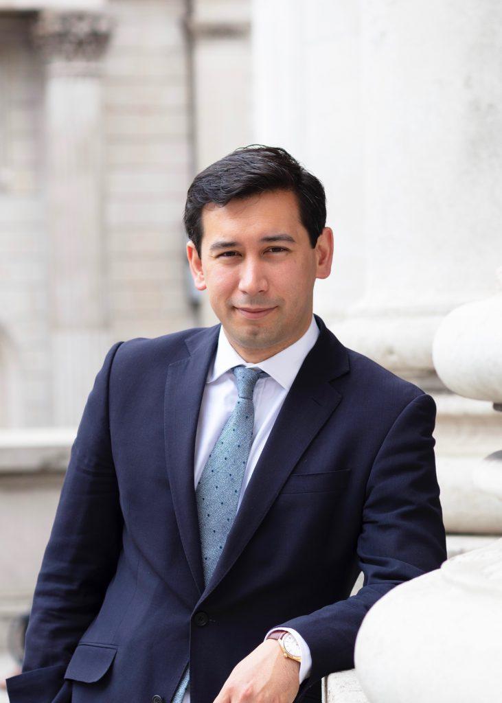 Portrait shot of Ben
