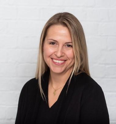 Portrait shot of Susan Stritzke