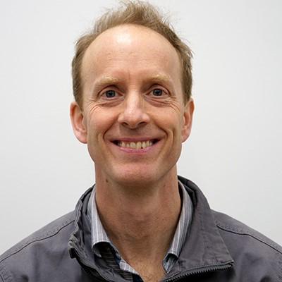 Portrait shot of Charlie Wilson